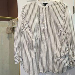 3x Lauren Ralph Lauren black striped shirt
